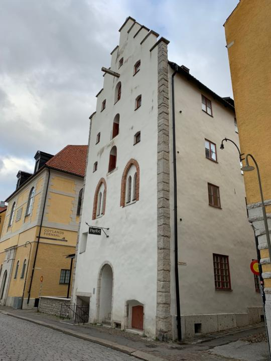 Langeska huset