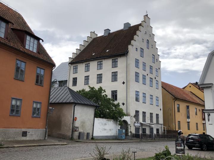 Liljehornska huset.