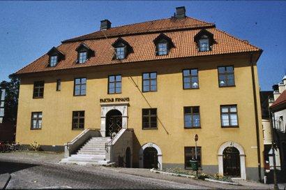 Lythbergska huset omkring 2005.
