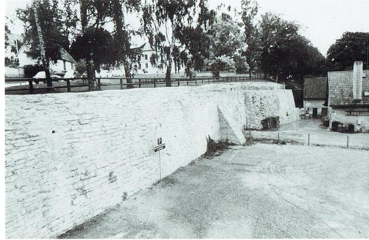 Raserade muren