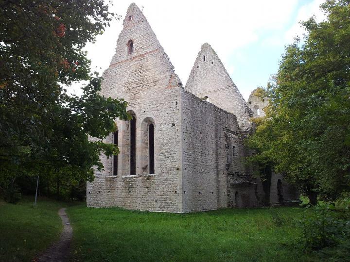 S:t Görans kyrkoruin