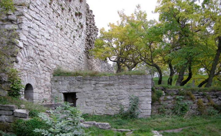 Slottsmuren