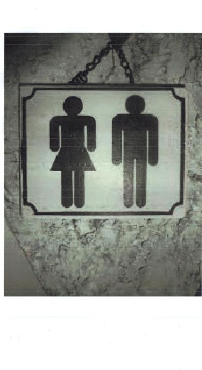 Offentlig toalett Pinchos